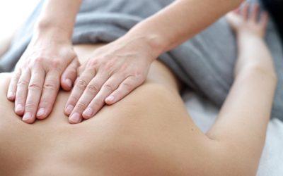 Terapi Pijat Oriental